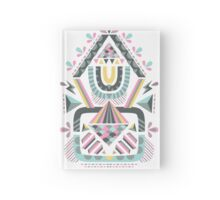ethnic abstraction Hardcover Journal
