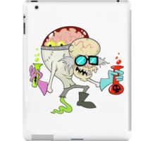 Mad Scientist iPad Case/Skin