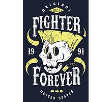 Fighter Forever Guile Photographic Print