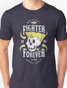 Fighter Forever Guile Unisex T-Shirt