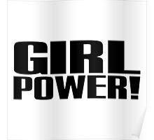Girl Power! Poster