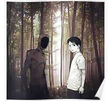 Ajin InThe Woods Poster