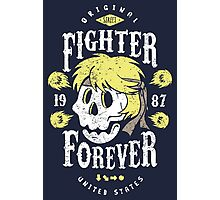 Fighter Forever Ken Photographic Print
