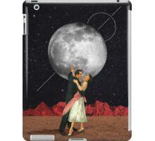 Dance with the moon iPad Case/Skin