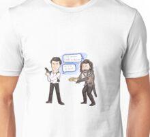Carlton & Richard & Tad Cooper Unisex T-Shirt