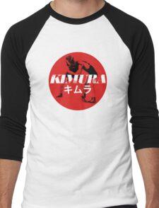 Kimura Men's Baseball ¾ T-Shirt