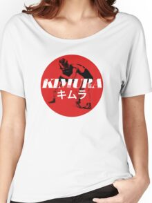 Kimura Women's Relaxed Fit T-Shirt
