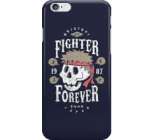 Fighter Forever Ryu iPhone Case/Skin