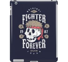 Fighter Forever Ryu iPad Case/Skin