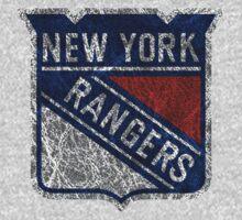 New York Rangers Kids Tee