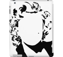 Marilyn - vacant expression iPad Case/Skin