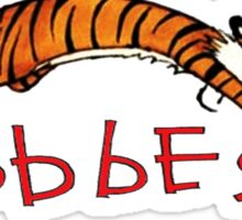 Hobbes Fly Sticker