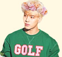 Flower Boy Jackson Sticker