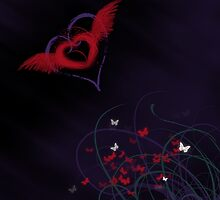 Let Your Heart Take Wings by Linda Lees
