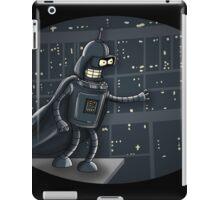 darth robot iPad Case/Skin