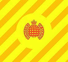 Ministry of Sound Poster 2 by We Are The Stars