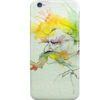 Mark Twain-bow iPhone Case/Skin
