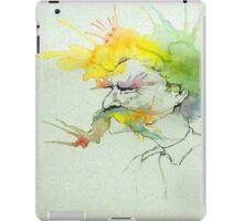 Mark Twain-bow iPad Case/Skin