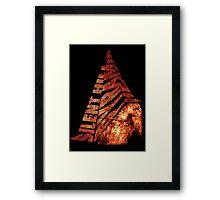 Silent Hill 2 - Pyramid Head Framed Print