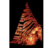 Silent Hill 2 - Pyramid Head Photographic Print