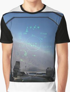 The view out the front! Graphic T-Shirt