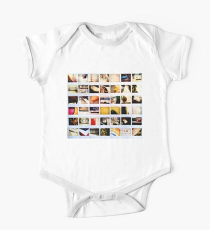 Polaroid: give us those nice bright colors One Piece - Short Sleeve