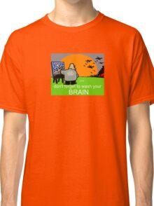 brain washed  Classic T-Shirt
