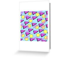 Selected poems Greeting Card
