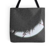 The Grinning Moon Etch Tote Bag