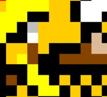 Pokemon 8-Bit Pixel Kadabra 064 Sticker