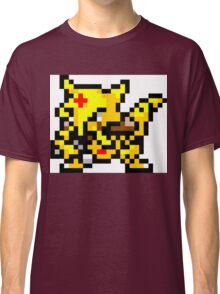 Pokemon 8-Bit Pixel Kadabra 064 Classic T-Shirt