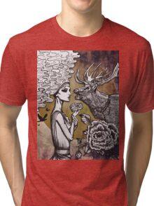 The Lonely Goddess Tri-blend T-Shirt