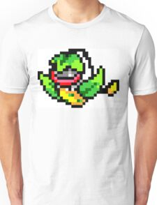 Pokemon 8-Bit Pixel Victreebel 071 Unisex T-Shirt