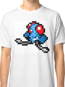 Pokemon 8-Bit Pixel Tentacool 072 Classic T-Shirt