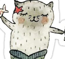 Mercat Sticker