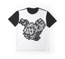 Pokemon 8-Bit Pixel Graveler 075 Graphic T-Shirt