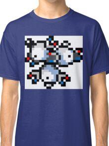 Pokemon 8-Bit Pixel Magneton 082 Classic T-Shirt