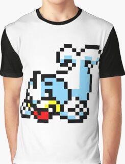 Pokemon 8-Bit Pixel Seel 086 Graphic T-Shirt