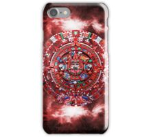 Mayan Calender  iPhone Case/Skin