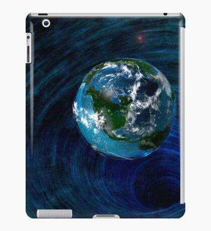 Earth Is In Trouble iPad Case/Skin