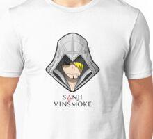 One piece - Sanji Vinsmoke Unisex T-Shirt