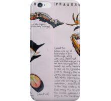 Crab Fragments iPhone Case/Skin