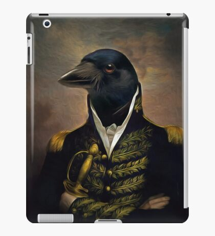 General William Crowing Cawison iPad Case/Skin