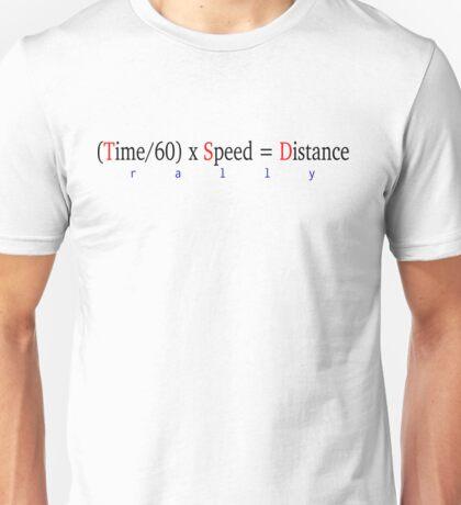 TSD Rally Unisex T-Shirt