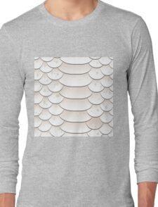 Snake skin texture Long Sleeve T-Shirt
