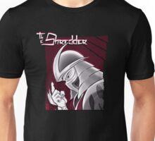 The Shredder - Ninja Master Maroon Unisex T-Shirt