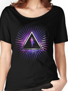 The Jesus eye s Women's Relaxed Fit T-Shirt