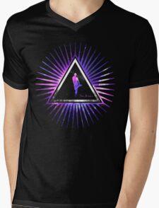 The Jesus eye s Mens V-Neck T-Shirt