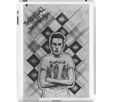 Terry Hall iPad Case/Skin