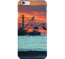Catch of the day iPhone Case/Skin